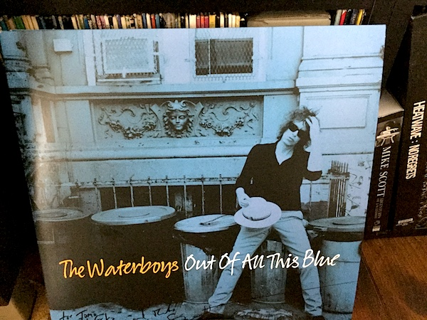 """The Waterboys """"Out Of All This Blue"""""""