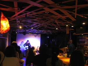去年5月の兄ちゃんのステージ@フラミンゴ