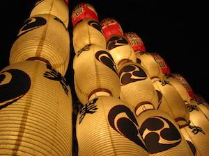 祇園祭の頃も良いよね〜京都。